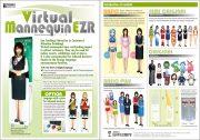 CG Virtual Mannequin EZR
